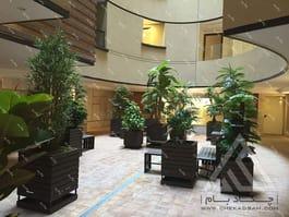 پروژه های معماری داخلی سبز