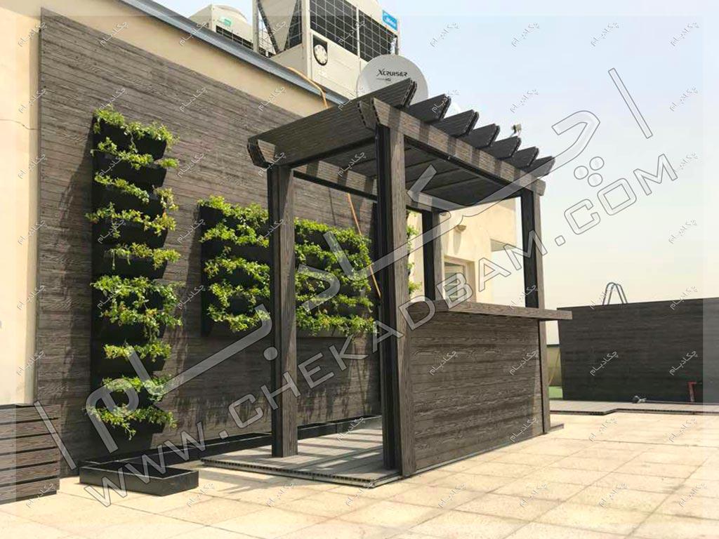 پروژه-های بام سبز سال 1397