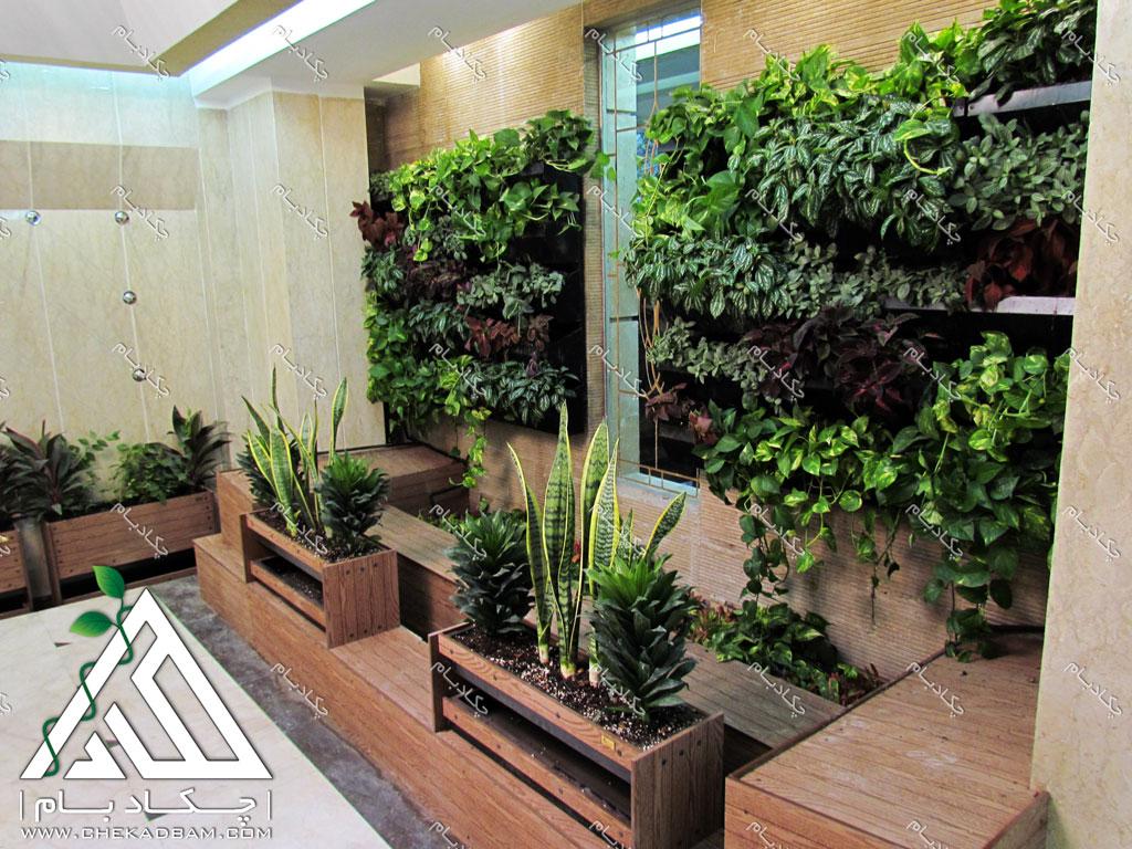 پروژه های معماری داخلی سبز اجرا شده در سال ۱۳۹۶