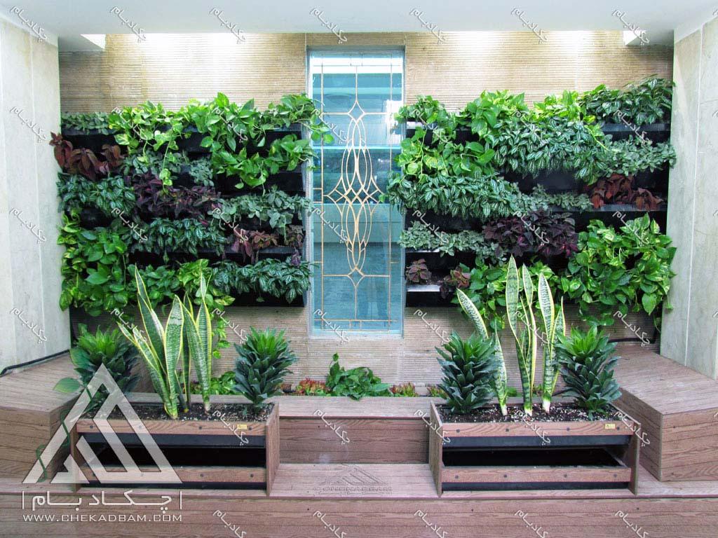 پروژه های معماری داخلی سبز اجرا شده در سال ۱۳۹۵