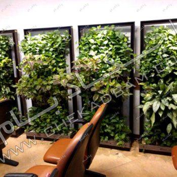 پروژه معماری داخلی سبز آزمایشگاه بهار ۱۳۹6