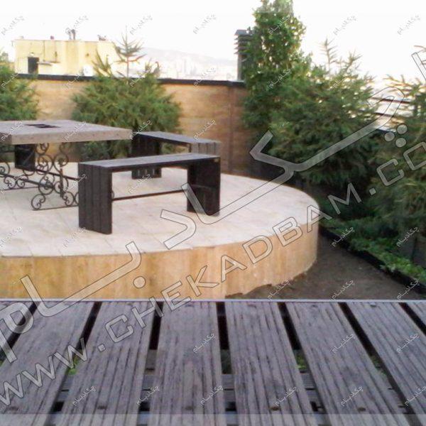 پروژه بام سبز آقای احمدی سال ۱۳۹۶