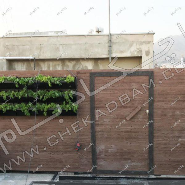 پروژه بام سبز شرکت دارویی آدورا طب سال ۱۳۹۶