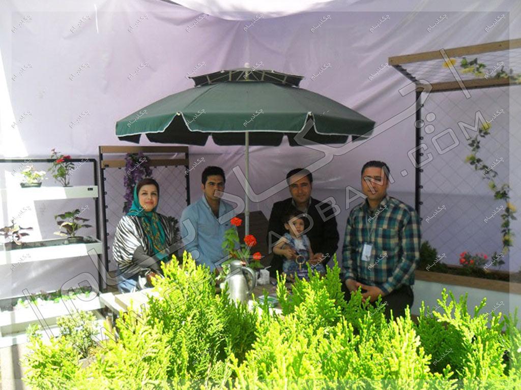 نمایشگاه تخصصی صنعت ساختمان کرمانشاه 1392