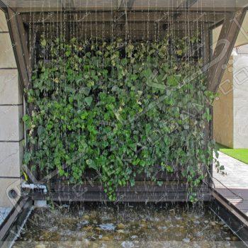 پروژه گرین وال (دیوار سبز) جناب اعتصامی