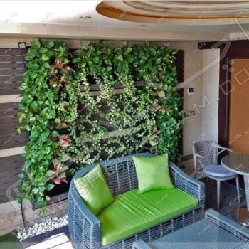 پروژه گرین وال (دیوار سبز) جناب شاهی دخت