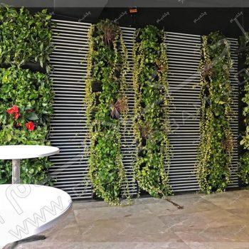 پروژه گرین وال(دیوار سبز) اکباتان سال1397