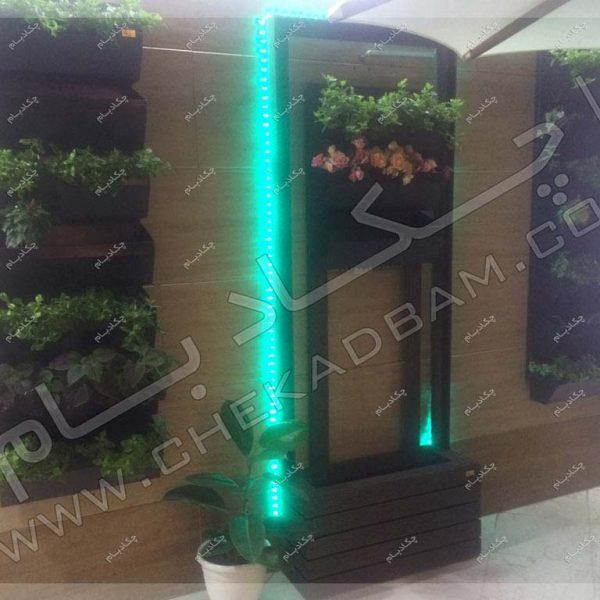 پروژه گرین وال خانم بفخم ۱۳۹6