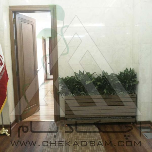 پروژه معماری داخلی سبز دفتر ریاست جمهوری ۱۳۹۴