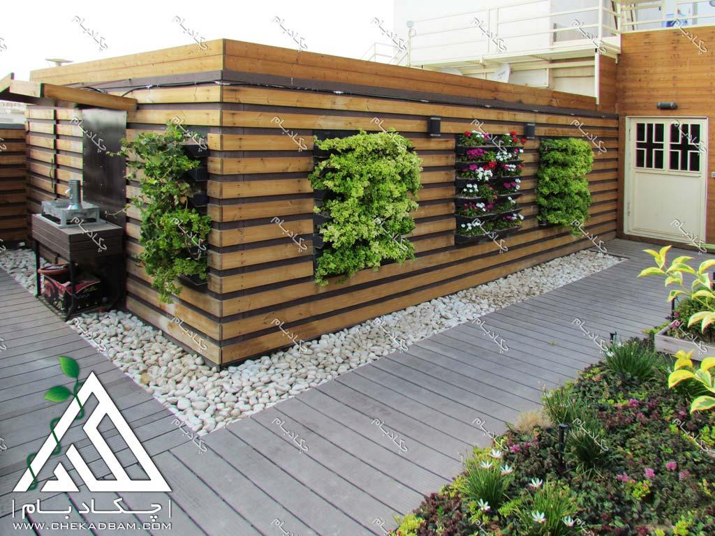 پروژه دیوار سبز تهران-پونک -انواع دیوار سبز
